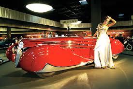 french art deco cars in california museum francophilia gazette