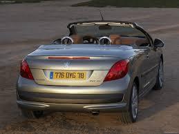 peugeot luxury sedan peugeot 207 cc 2007 pictures information u0026 specs