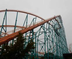 Six Flags Giant Trip Report Six Flags Over Texas 11 22 14 Coaster101