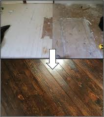 Refinishing Wood Floors Without Sanding Restoring Wooden Floorboards Morespoons Ce5836a18d65