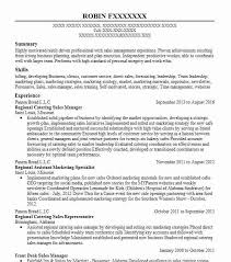 conference sales manager sample resume sample hotel general