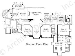 floor house plans bellenden manor french country house plans luxuryplans