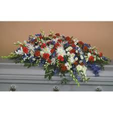 casket sprays veterans casket spray cs0013 399 95 flowers portland real