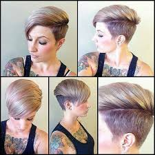 ladies hairstyles short on top longer at back 300 best short haircut images on pinterest hair colors hair