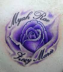 rose tattoo images u0026 designs