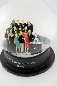 of snow globes steve martin snow globe celebrating his afi