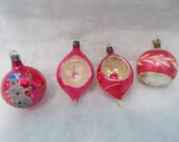 vintage ornaments etsy