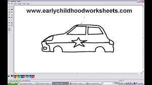 jeep cartoon drawing how to draw a cartoons police car easy step by step for
