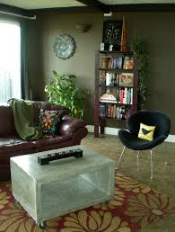 Patio Furniture Kelowna Vancouver Concrete Coffee Table Living Room Contemporary With