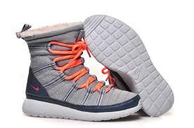 buy boots nike roshe one hi print womens sneakerboot