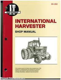international harvester farmall 544 656 666 686 hydro 70 hydro 86
