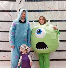 the manions mike wazowski monsters inc costume diy