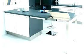 table de cuisine haute avec rangement table pliante avec rangement chaise table cuisine rangement table