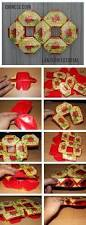 Diy Lunar New Year Decorations by Diy Chinese New Year Fan For Little Ones Could Add String