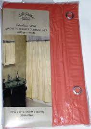 Magnetic Shower Curtain Liner 912