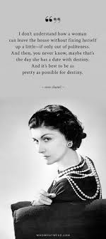 coco chanel hair styles coco chanel s quotes on fashion and style whowhatwear uk