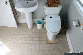 The  Seasons The MotherDaughter Lifestyle Blog - Bathroom tile work 2