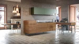 cuisine lago cuisine contemporaine en plaqué bois en chêne en bois laqué