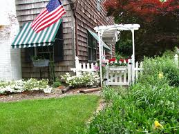 Landscape Ideas For Front Of House by Views From The Garden Corner Of House Easy Landscaping Ideas