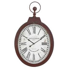 uma mtl roman numeral large wall clock for the home pinterest