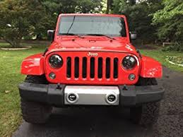 pictures of jeep amazon com dot approved 7 black daymaker led headlights 4