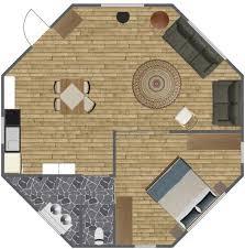 Octagon Home Plans Prepcabin Com Unique U0026 Custom Panelized Cabin Kits