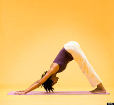 Yoga At The Office Desk 12 Yoga Poses To Undo The Damage Of Your Desk Job Huffpost