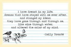 wedding quotes emily bronte wuthering heights quotes part one weneedfun