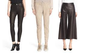 Cowhide Pants How To Wear Leather Pants We Reveal The Killer Secrets You Need