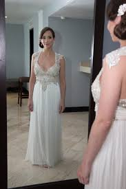 chagne wedding dresses ithier s wedding dress story heritage garment