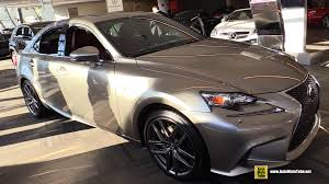 lexus service ottawa 2015 lexus is250 awd exterior and interior walkaround 2015
