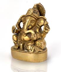 shree sai handicraft brown brass home decor real antique lord