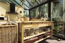 cuisine sous veranda l de vivre en véranda veranda magazine