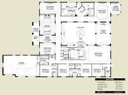 61 best floor plans images on pinterest courtyard house plans