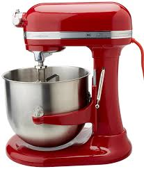 check out this gorgeious empire red commercial mixer from