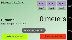 Map Distance Calculator Distance Calculator Measurer Android Apps On Google Play