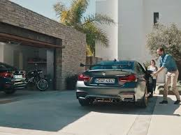 bmw comercial makes hilarious commercial about uncomfortable m4 gts