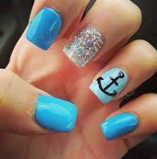 nicole shelac irish nails my creations pinterest nails
