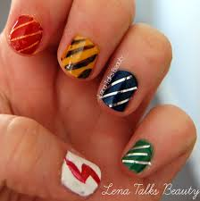 tips for using striping tape on your nails lena talks beauty