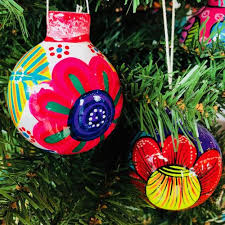 mexican themed ornaments artelexia