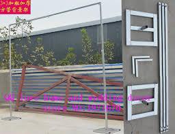 wedding backdrop frame aliexpress buy 3x3mstainless steel galvanized wedding