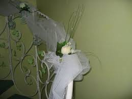 Banister Decor Picture Wedding Banister Decor