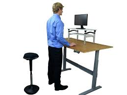 desk chair standing desk chair man by wobble stool ikea standing