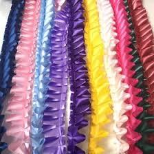 pleated ribbon easy pleat ribbon