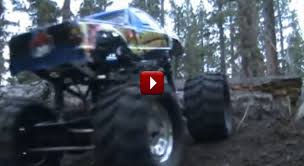monster truck videos for redcat racing rc friday fun feature ground pounder rc monster truck