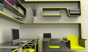 Small Office Interior Design Ideas Futuristic Office Furnishing Design For The Home Pinterest