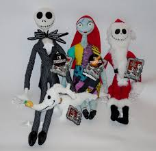 new nightmare before plush disney store purchases