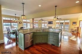 Shaped Kitchen Islands Shaped Kitchen Islands Design Decoration