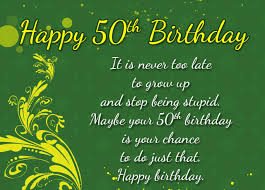 50th Birthday Cards For Amsbe 50th Birthday Ecards Cards Messages Greetings Fyi