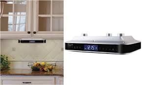Kitchen Cd Player Under Cabinet by Sony Under Cabinet Cd Player With Bluetooth Monsterlune